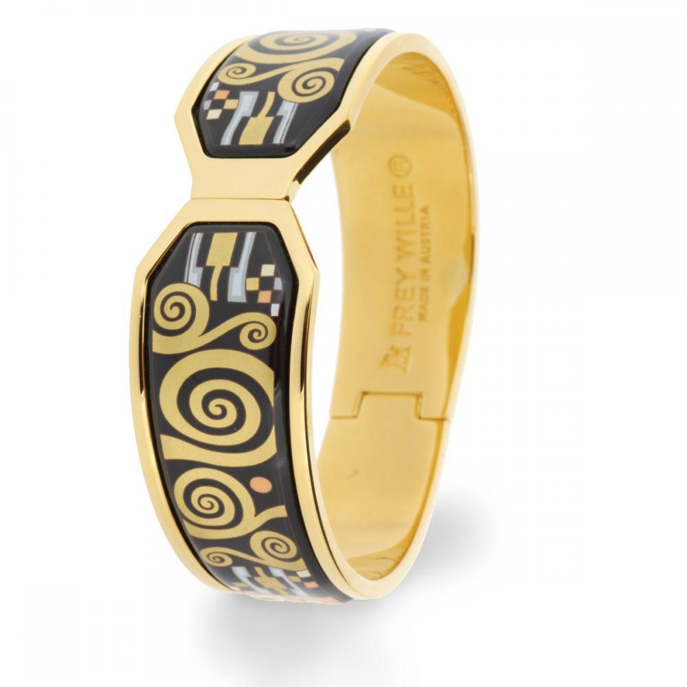 Gustav Klimt Goldplattierung