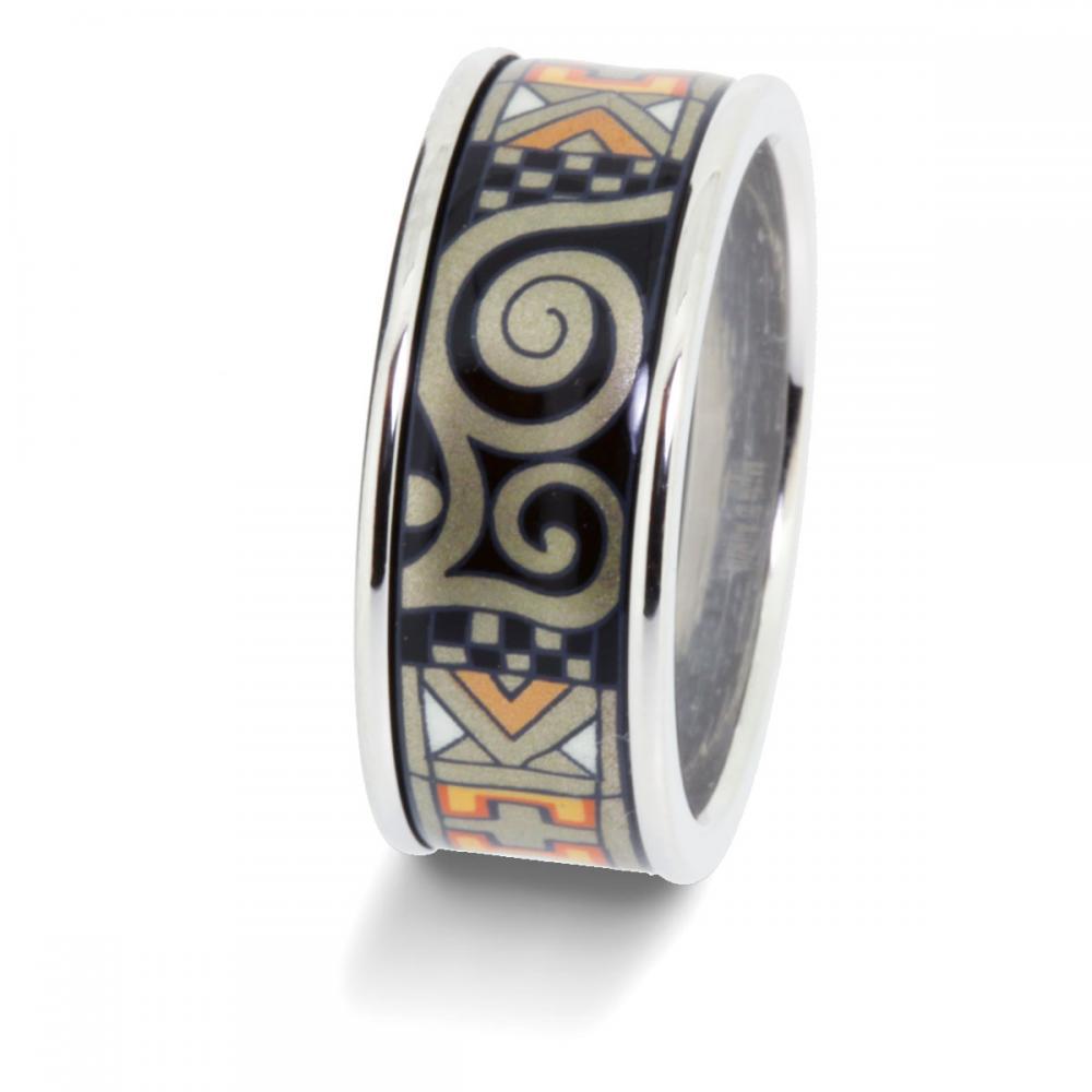 Frey Wille Gustav Klimt Ring Breit