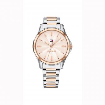 Tommy Hilfiger Damenuhr LORY Casual Rosegold
