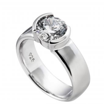 Composure Verlobungsring Silber