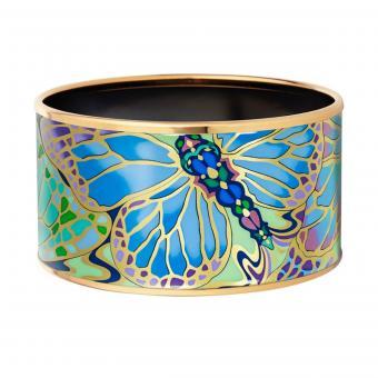 Frey Wille Rundreif Alphonse Mucha Papillon DIVA