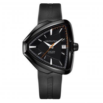 Hamilton Uhr Ventura Elvis 80 Silikon H24585331