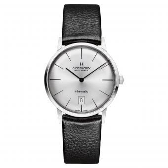 Hamilton Uhr American Classic Intra-Matic Silber H38455751