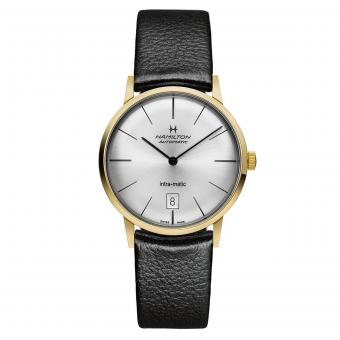 Hamilton Uhr American Classic Intra-Matic Gold H38475751