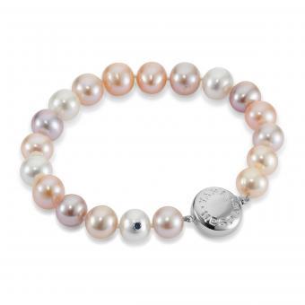 Armband Multicolor Perlen
