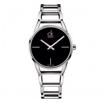 Calvin Klein K3G23121 Uhr Stately Schwarz