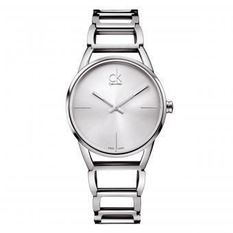 Calvin Klein K3G23126 Uhr Stately Silber