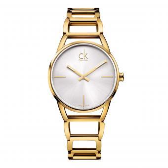 Calvin Klein K3G23526 Uhr Stately Gold