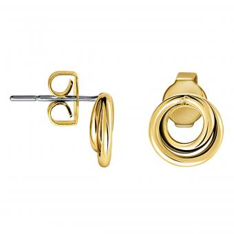 ck Calvin Klein KJ0EJE100100 Ohrstecker Continue Gold