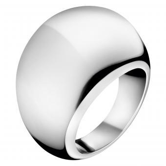 ck KJ3QMR0001 Calvin Klein Ring Ellipse Silber