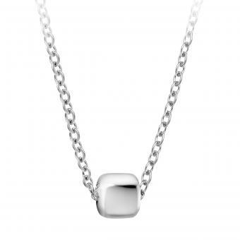 Calvin Klein ck Side Kette KJ5QMN000100 Solo Silber
