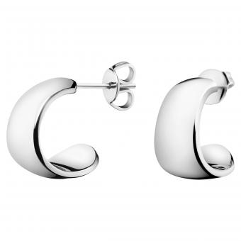 Calvin Klein Informal KJ6GME000100 ck Creolen Silber