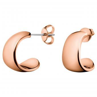 Calvin Klein Informal KJ6GPE100100 ck Creolen Roségold