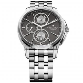 Maurice Lacroix Uhr Chrono steel PT6188-SS002-830