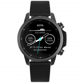 VIITA Active HRV Adventure black-Leather Smooth