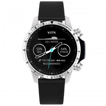 VIITA Active HRV Tachymeter-Leather Smooth