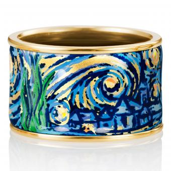 Frey Wille Vincent van Gogh Ring Éternité DIVA